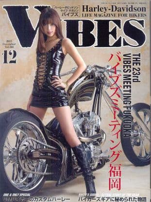 Vibes Magazine - Issue 2015-12 December 2015