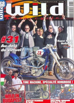 Wild Motorcycles Magazine - Issue 068