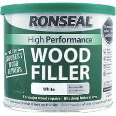 Ronseal 550g Two Part High Performance Wood Filler