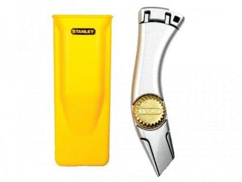 STANLEY 2-10-122  RETRACTABLE TITAN BLADE KNIFE WITH SHEATH