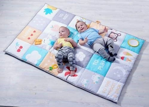 ILove Playmat for Twins & more