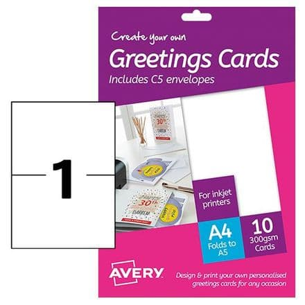MD2001 Greeting Cards