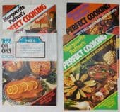Cook books and recipes