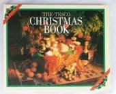 Tesco Christmas Book cooking recipes punch drinks decoration Xmas pudding menus