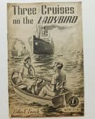 Three Cruises on the Ladybird Lily Library 1940s Christian book booklet Enock