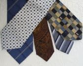 Ties by pattern or theme