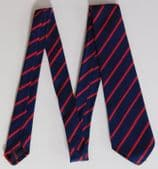 Vintage striped Tootal ties boys girls primary prep school uniform UNUSED 1950s