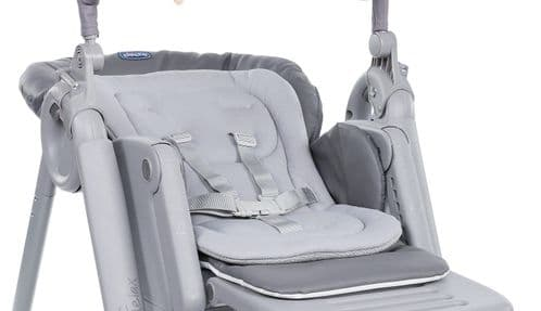 Polly Magic Relax - Seat Cover - Graphite