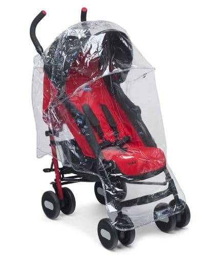 Universal Deluxe rain cover for strollers