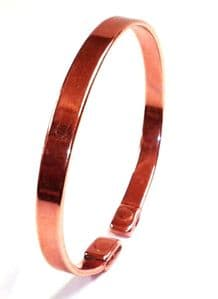 M92: Magnetic Copper Band Bracelet