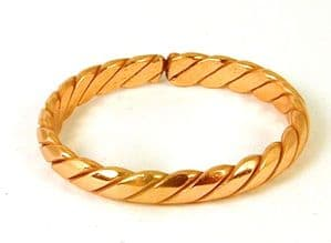 Z3: Copper Rope Ring