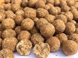 5kg boilie, with 3kg matching pellets, pop ups and liquid booster