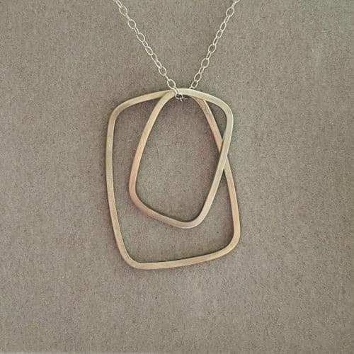 '19.5 Collection' Pendant  by Lure Silver