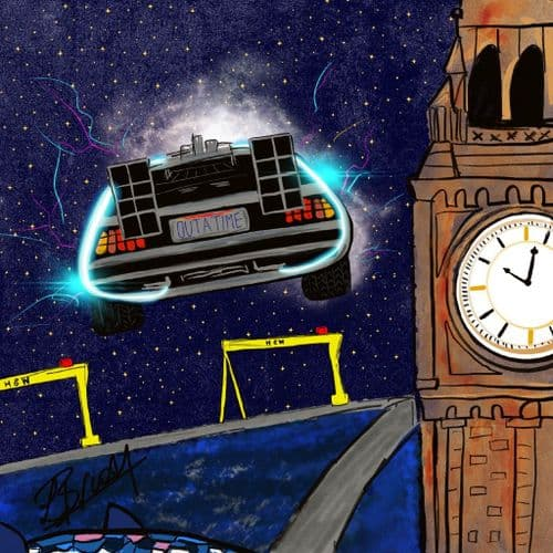 'Belfast to the Future' by North Coast Captured