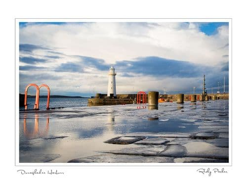 'Donaghadee Lighthouse' by Ricky Parker Photographer