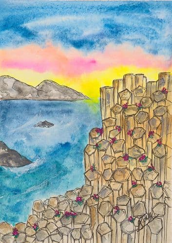 'Giant's Causeway' by North Coast Captured