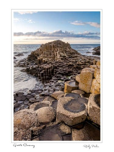 'Giant's Causeway' by Ricky Parker Photography