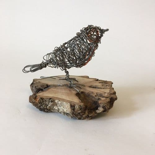 Robin Wire Sculpture Kit by Twisted & Rapt