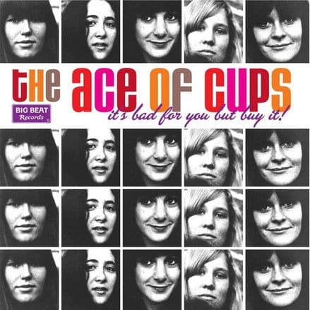 Ace Of Cups ‎– It's Bad For You But Buy It!. LP