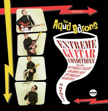 Aqua Barons - Extreme Guitar Conditions, CD