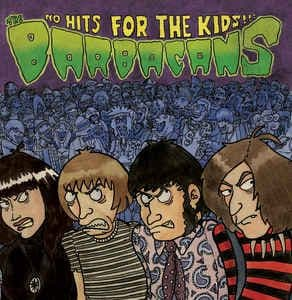 Barbacans ‎– No Hits For The Kids, LP