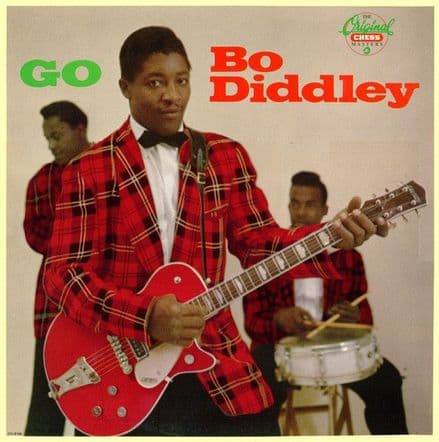 Bo Diddley - Go Bo Diddley, LP - PREORDER