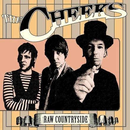 Cheeks ‎– Raw Countryside, LP