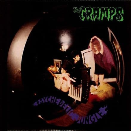 Cramps - Psychedelic Jungle, CD