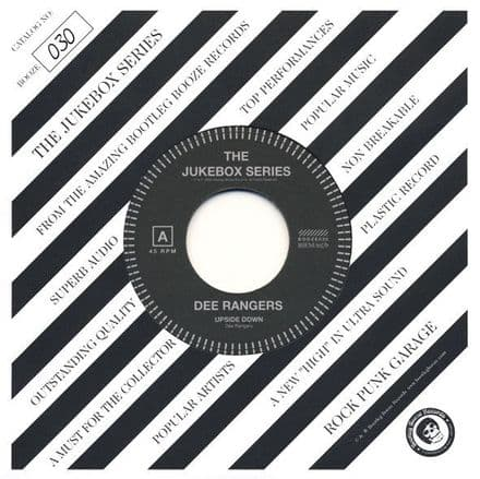Dee Rangers - Down And Out, 7""