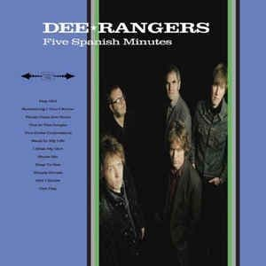 Dee Rangers - Five Spanish Minutes, LP