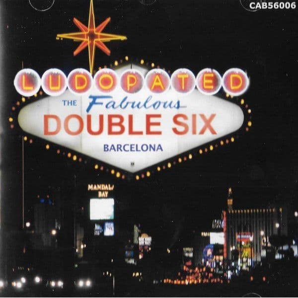 Double Six  – Ludopated, CD