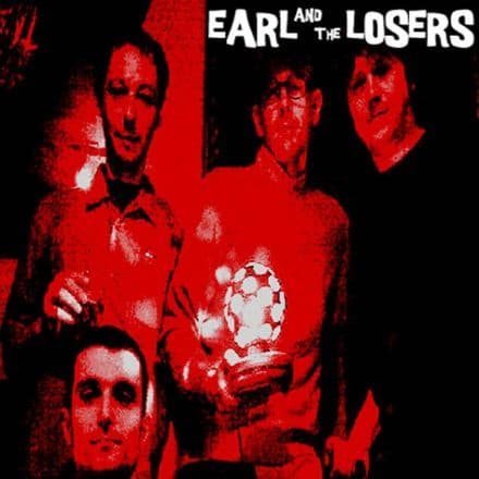 Earl And The Losers - Maximum Surf n Western..., CD