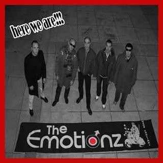 Emotionz – Here We Are!!!,LP