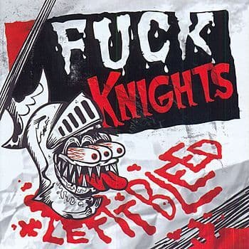 Fuck Knights ‎– Let It Bleed, LP
