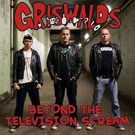 Griswalds – Beyond The Television Scream, LP