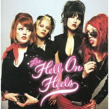 Hell o n Heels - Hell On Heels, LP
