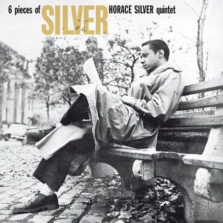 Horace Silver Quintet ‎– 6 Pieces Of Silver, LP