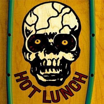 Hot Lunch  – Hot Lunch, LP