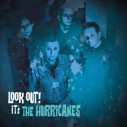 Hurricanes – Look Out! It's The Hurricanes, LP, CD