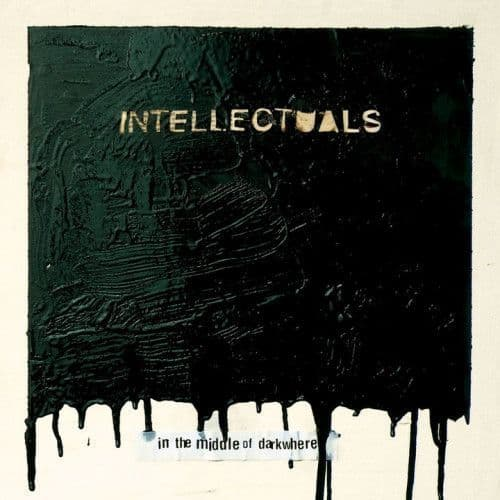 Intellectuals ‎– In The Middle Of Darkwhere, LP
