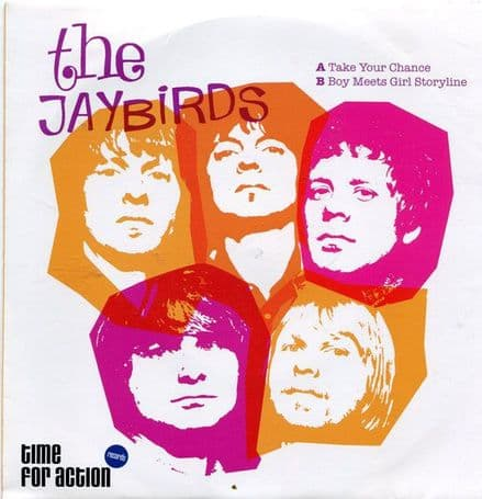 Jaybirds - Take Your Chance/Boy Meets Girl Storyline 7""