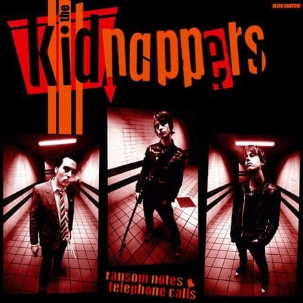 Kidnappers – Ransom Notes & Telephone Calls, CD
