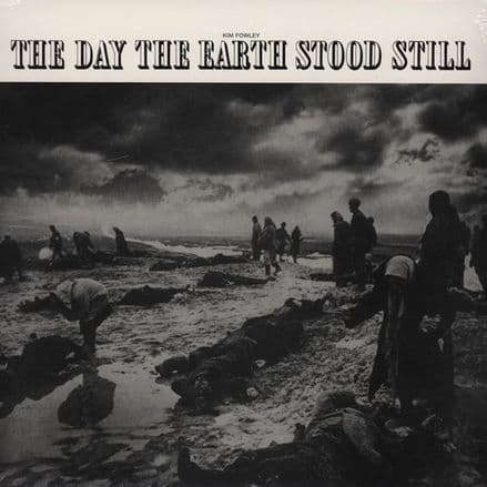 Kim Fowley – The Day The Earth Stood Still, LP