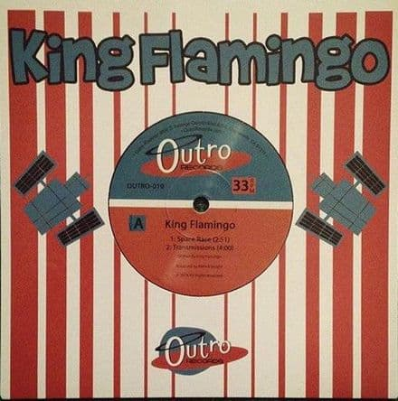 King Flamingo, Nico Bones ‎– Split 7""