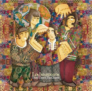 Los Immediatos ‎– Third Time's The Charm, LP