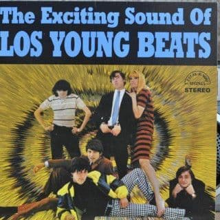 Los Young Beats – The Exciting Sound Of, LP