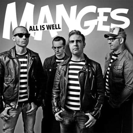 Manges – All Is Well, LP