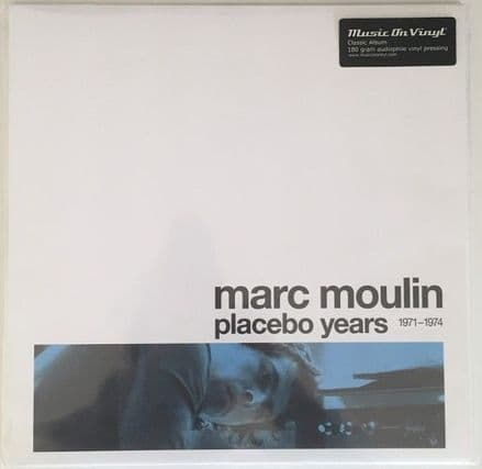 Marc Moulin ‎– Placebo Years, LP