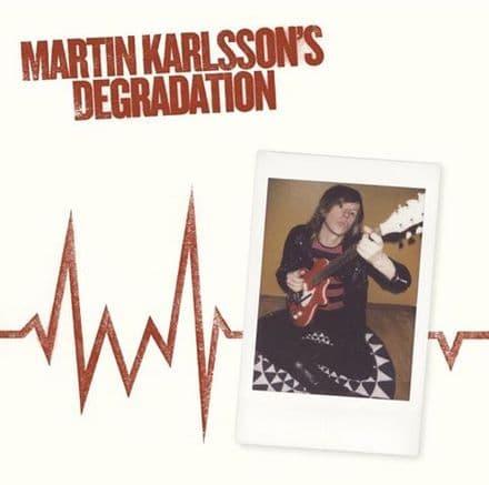 Martin Karlsson's Degradation - Too Far Gone, 7""