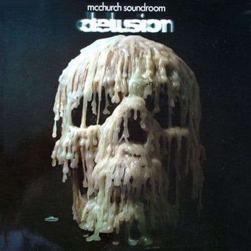 McChurch Soundroom ‎– Delusion, LP